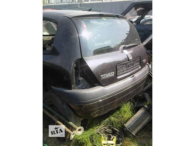 бу  Крышка багажника для легкового авто Renault Clio в Ужгороде