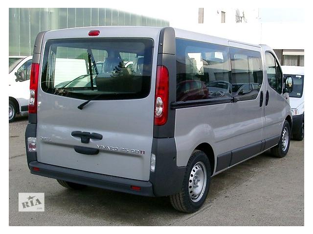 купить бу Крышка багажника для легкового авто Renault Trafic 2002-15 в Луцке