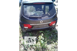 Крышка багажника SsangYong Kyron