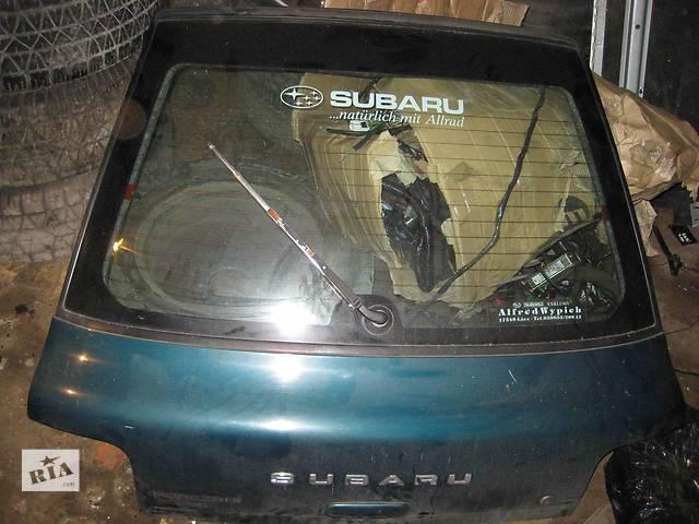 продам  Крышка багажника для легкового авто Subaru Impreza бу в Львове