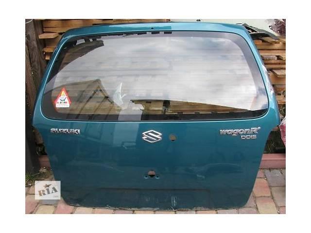 Крышка багажника для легкового авто Suzuki Wagon R- объявление о продаже  в Львове