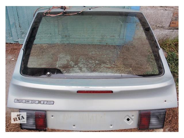 купить бу Крышка багажника для легкового авто ВАЗ 2112 в Днепре (Днепропетровске)