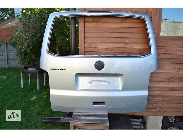 бу  Крышка багажника для легкового авто Volkswagen T5 (Transporter) в Остроге