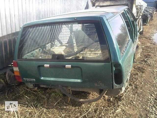 купить бу Крышка багажника для легкового авто Volvo 940 в Ужгороде