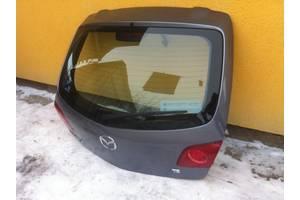 Крышки багажника Mazda 3 Hatchback