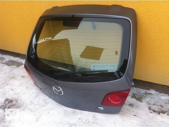 Крышка багажника для  Mazda 3- объявление о продаже  в Ровно