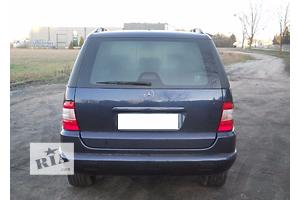б/у Крышка багажника Mercedes ML 320