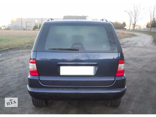 Крышка багажника для Mercedes ML 320 2000- объявление о продаже  в Львове