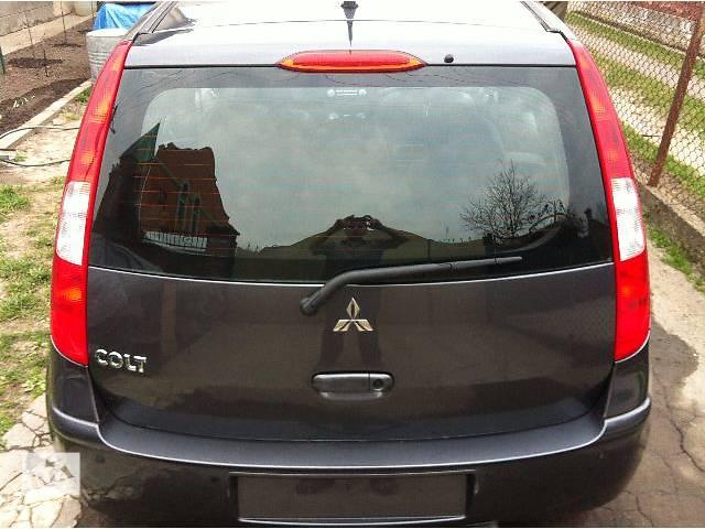 продам Крышка багажника для Mitsubishi Colt Hatchback (5d) 2003 - 2008 бу в Ровно