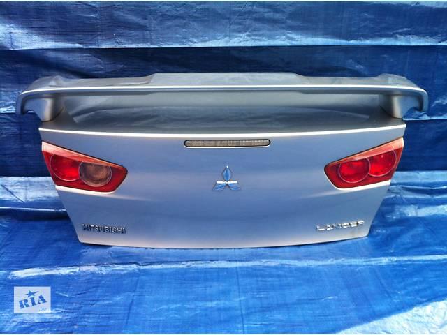 Крышка багажника для  Mitsubishi Lancer X- объявление о продаже  в Львове