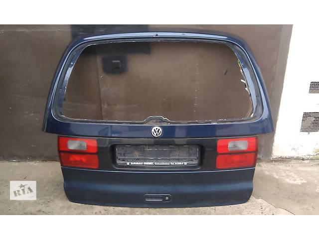 продам  Крышка багажника для минивена Volkswagen Sharan бу в Ровно