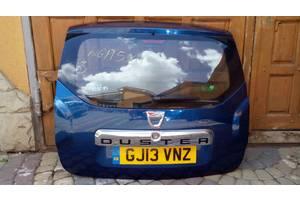 Крышки багажника Renault Duster