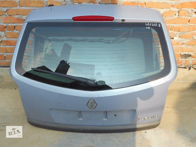 Крышка багажника для Renault Laguna 2001- объявление о продаже  в Львове