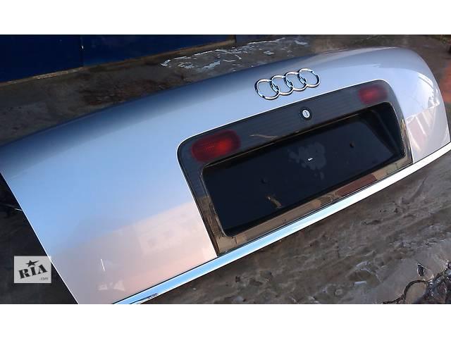 купить бу  Крышка багажника для седана Audi A6 1998-2003 г.в. в Ровно