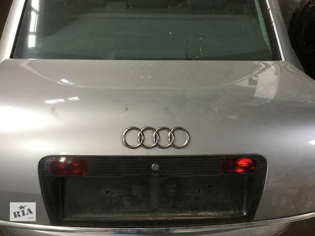 купить бу  Крышка багажника для седана Audi A6 в Луцке