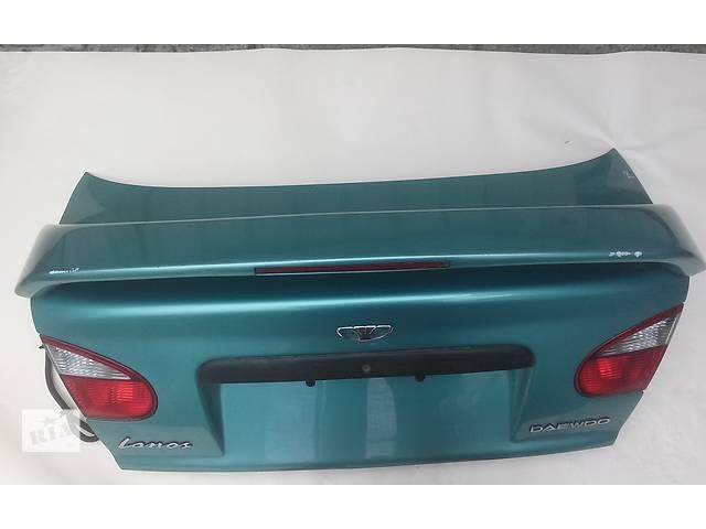 купить бу Крышка багажника для седана Daewoo Lanos в Тернополе