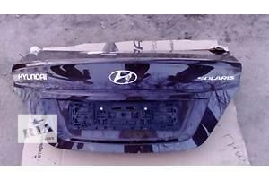 Крышки багажника Hyundai Accent