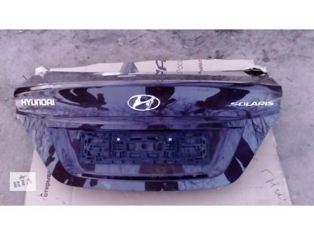 купить бу Крышка багажника для седана Hyundai Accent в Киеве