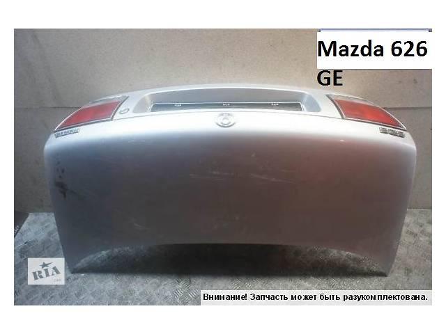 бу Крышка багажника для седана Mazda 626 GE в Киеве