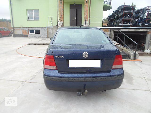 Крышка багажника для седана Volkswagen Bora 1999- объявление о продаже  в Львове