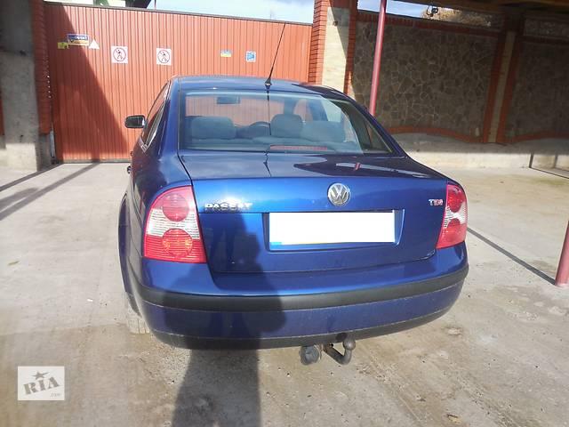 бу Крышка багажника для седана Volkswagen Passat B5+, 2002р. в Львове