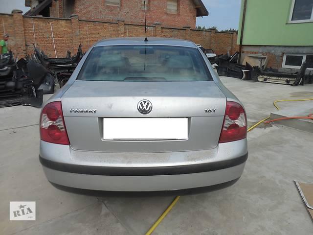 бу Крышка багажника для седана Volkswagen Passat B5 в Львове