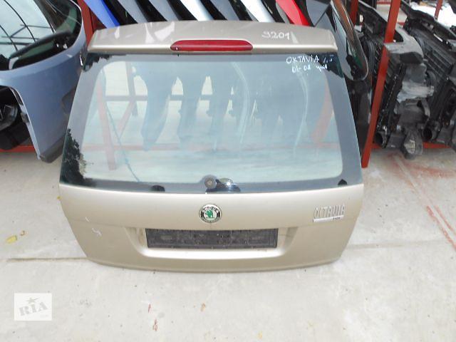 купить бу крышка багажника для Skoda Octavia A5 Combi, 2008 в Львове