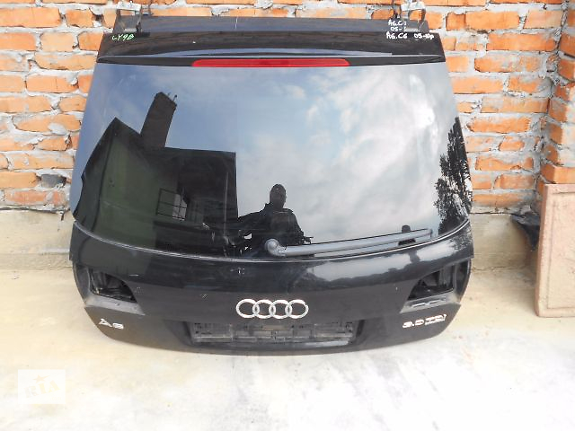 продам крышка багажника для универсала Audi A6, 2005-09 бу в Львове