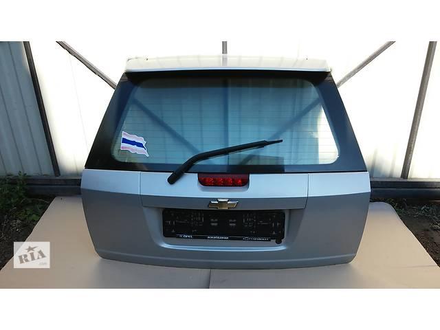 Крышка багажника для универсала Chevrolet Lacetti- объявление о продаже  в Тернополе