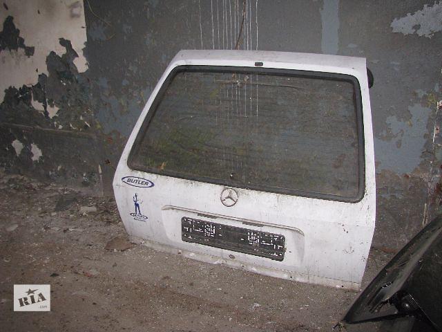 крышка багажника для универсала Mercedes 124, 1991- объявление о продаже  в Львове