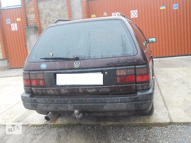 Крышка багажника для универсала Volkswagen B3 1992- объявление о продаже  в Львове
