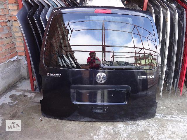 продам крышка багажника для Volkswagen Caddy, 2008, life бу в Львове