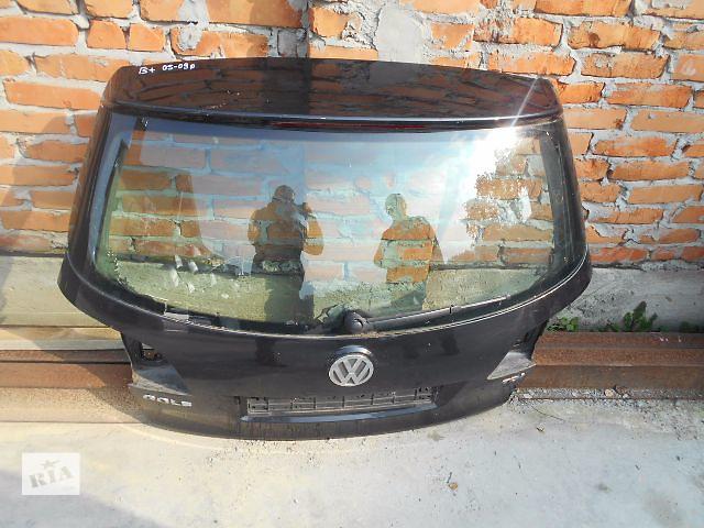 продам Крышка багажника для Volkswagen Golf V Plus 2007 бу в Львове