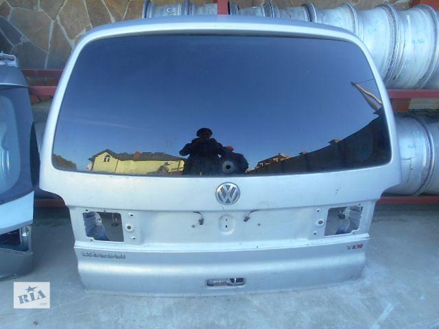бу Крышка багажника для Volkswagen Sharan 1998 в Львове