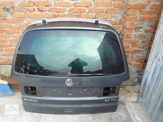 Крышка багажника для Volkswagen Sharan 2007- объявление о продаже  в Львове
