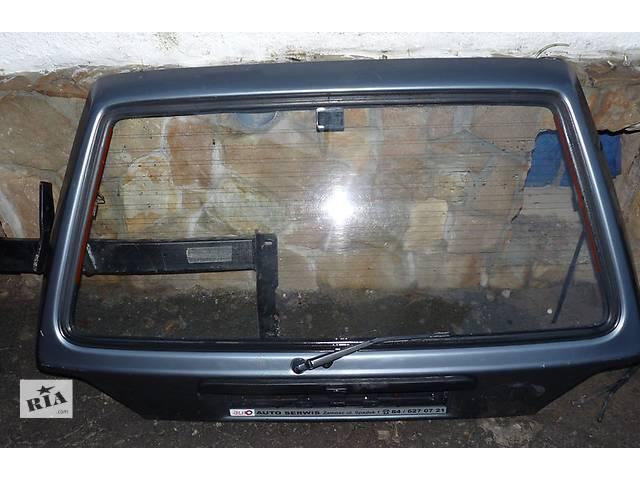 Крышка багажника Гольф 2 - объявление о продаже  в Харькове
