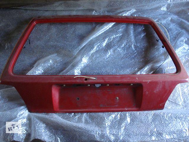 продам Кришка багажника кляпа Фольксваген Гольф 2 Б/у крышка багажника для легкового авто Volkswagen Golf II бу в Бориславе