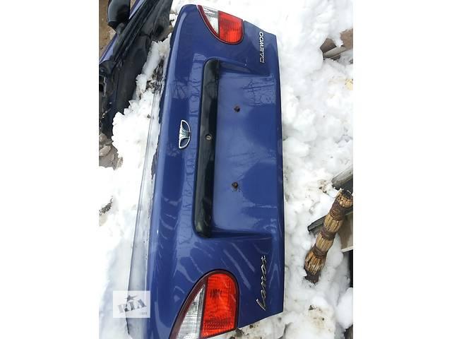 Крышка багажника Ланос в сборе - объявление о продаже  в Харькове