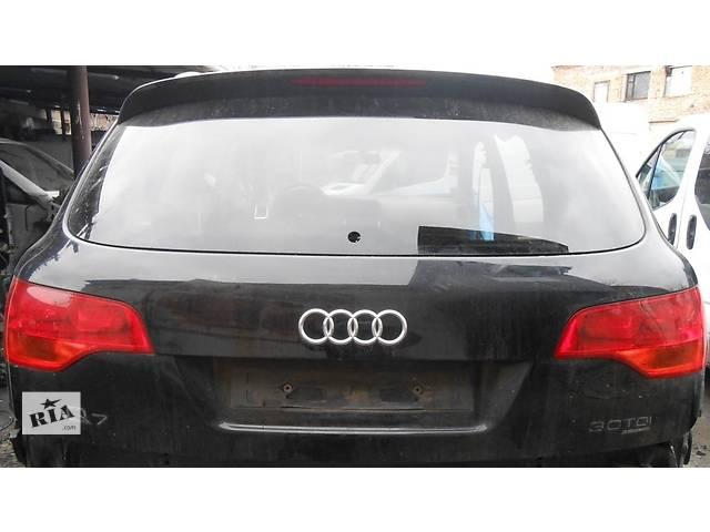 купить бу Крышка багажника, Ляда Audi Q7 Ауди К7 Ауди Кю7 в Ровно