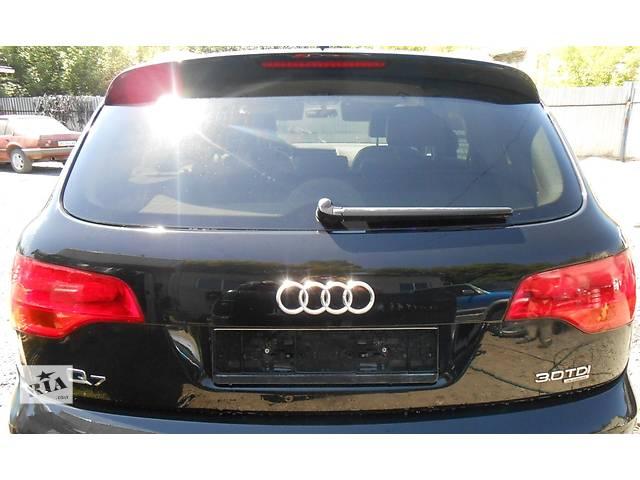 купить бу Крышка багажника Ляда Audi Q7 Ауди К7 Ауди Кю7 в Ровно