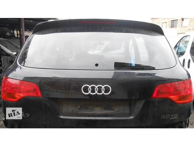 продам Крышка багажника Ляда Audi Q7 Ауди К7 Ауди Кю7 бу в Ровно