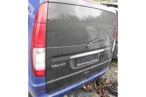 б/у Крышки багажника Mercedes Viano груз.