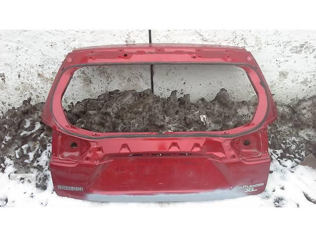 купить бу Крышка багажника ляда митсубиши аутлендер Mitsubishi Outlander XL в Киеве
