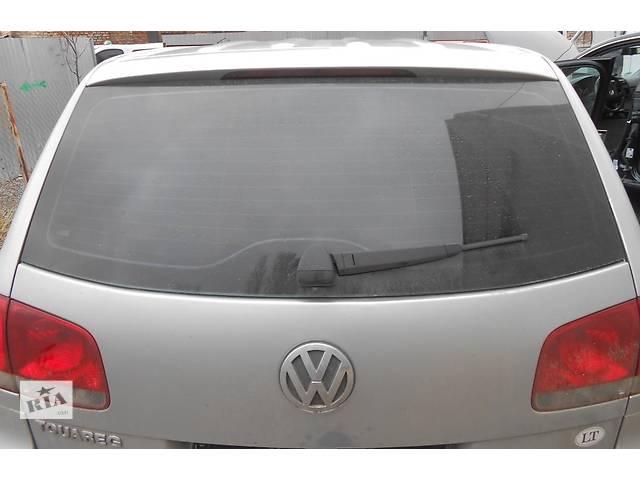 Крышка багажника,ляда Volkswagen Touareg 2003-2009 Туарек Кришка ляда- объявление о продаже  в Ровно