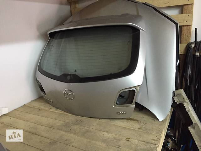 Крышка багажника Мазда 3 Mazda оригинал- объявление о продаже  в Запорожье