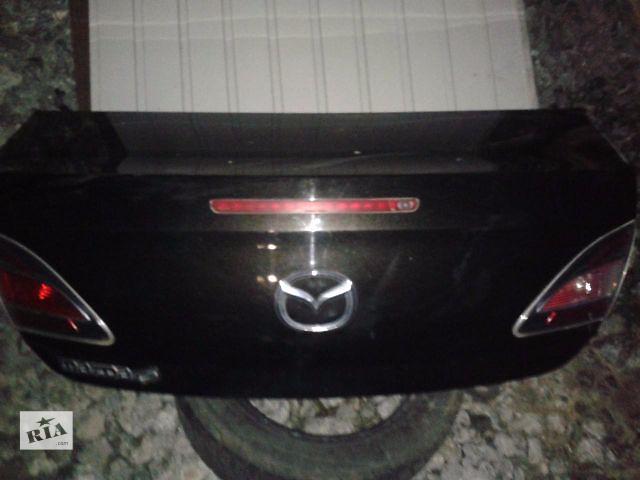 продам Крышка багажника Mazda 6 new 208-2012 год. бу в Киеве