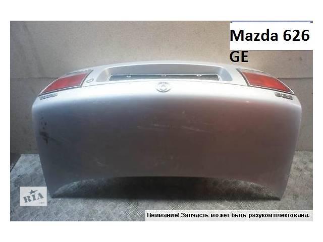 купить бу Крышка багажника Mazda 626 GE седан в Киеве