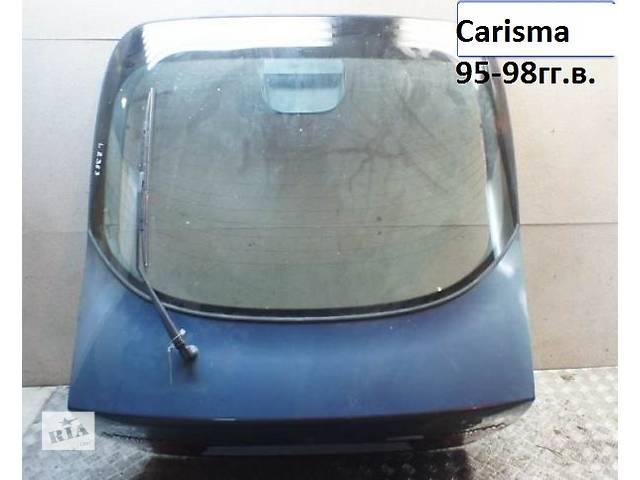 купить бу Крышка багажника Mitsubishi Carisma 1998г.в. Хетчбек в Киеве