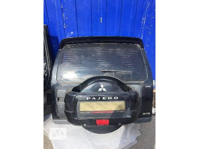 бу Крышка багажника Mitsubishi Pajero Wagon 4  в Одессе