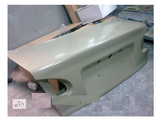 Крышка багажника оливковая 4-х дверный  Lanos / Ланос, 96228757- объявление о продаже  в Запорожье